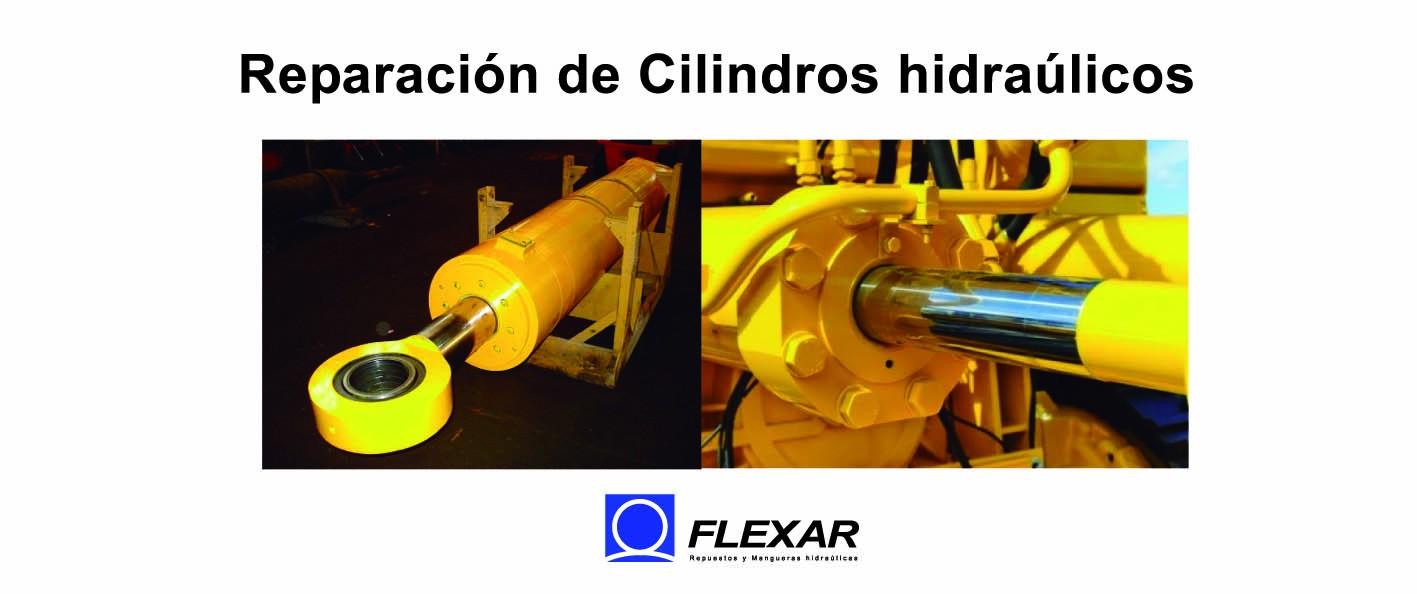 Reparación Cilindro Hidraulico
